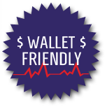 Wallet Friendly